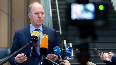 Bayern, Gauting: Holger Engelmann, Vorstandsvorsitzender der Webasto SE