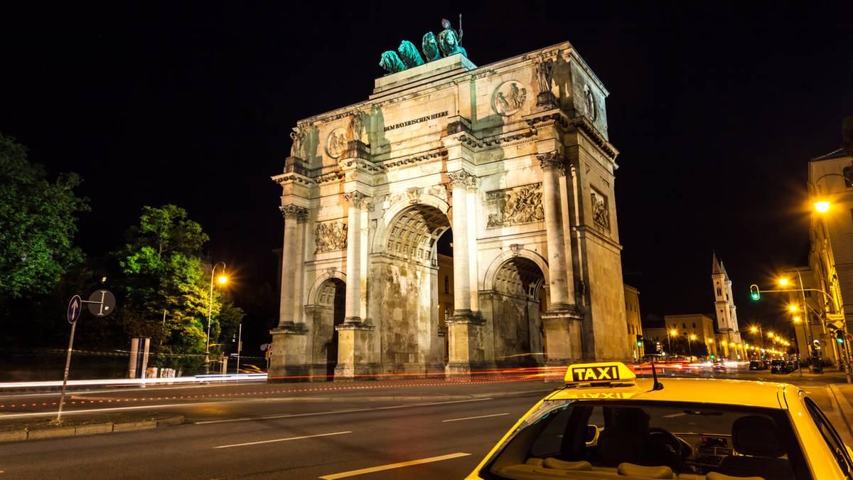 Größeres Sicherheitsgefühl: München setzt Frauen-Nacht-Taxis ein