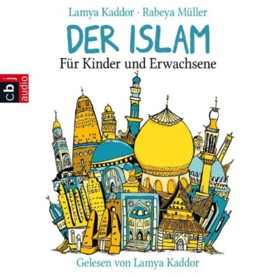 """In """"Der Islam: Für Kinder und Erwachsene"""" führen Lamya Kaddor und Rabeya Müller kompakt und leicht verständlich den Islam ein. Ein frischer, unorthodoxer Blick auf die große Religion. Eher für Erwachsene als für Kinder geeignet. Hier geht es zur Hörbuchfassung."""