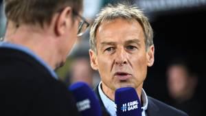 Ex-RTL-Fußballexperte Jürgen Klinsmann