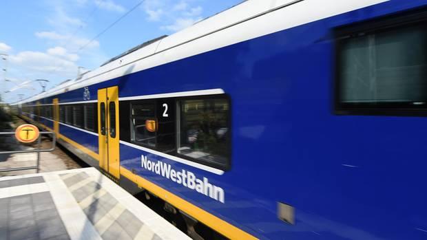 Die Nordwestbahn ist wegen Zugausfällen zunehmend unter Druck geraten ©Carmen JaspersenDPA