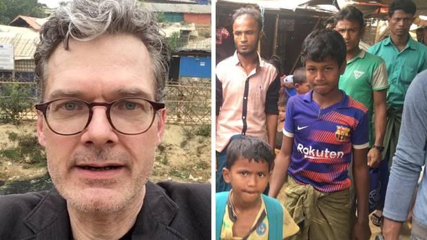 stern-Reporter Tilman Gerwien reist mit Bundesentwicklungsminister Gerd Müller nach Bangladesch