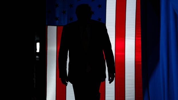 Donald Trump steht nun vor der ersten großen Krise seiner Regierungszeit