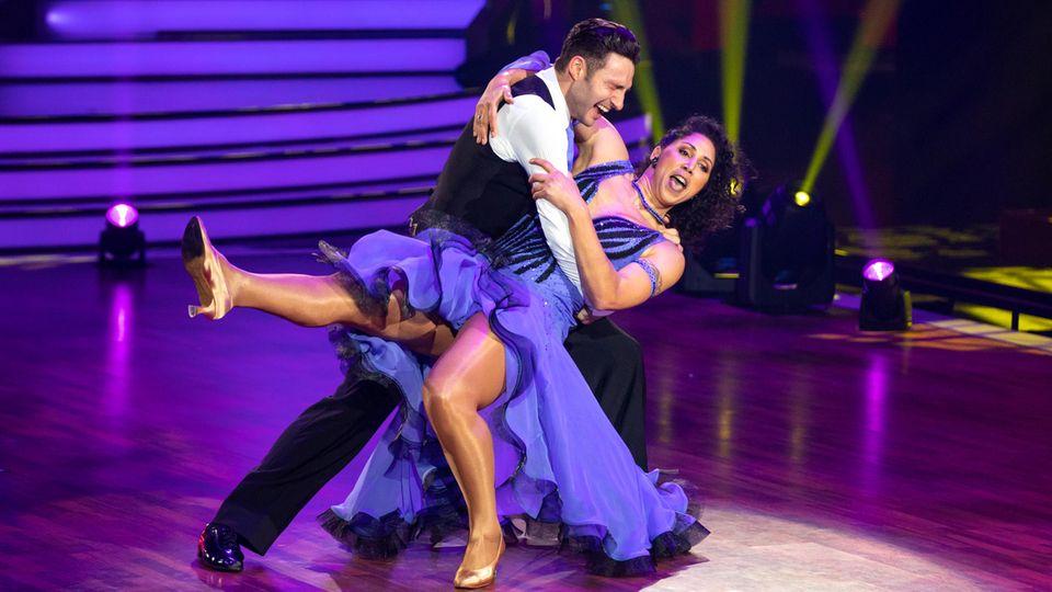 Let's Dance: Steffi Jones scheidet aus