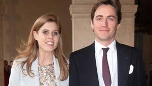 Vip News: Hochzeit von Prinzessin Beatrice - ein Trauzeuge ist erst drei Jahre alt