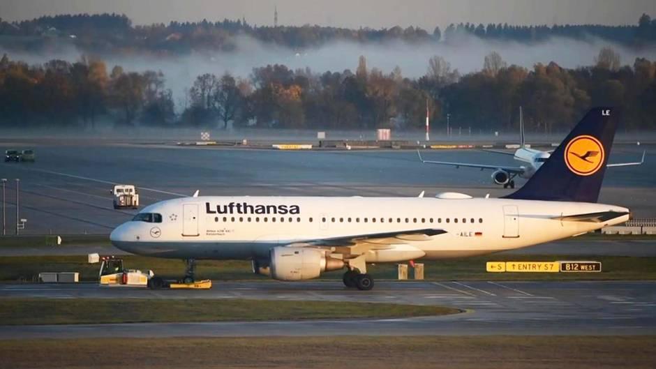 Lufthansa reagiert auf Ausbreitung von Coronavirus