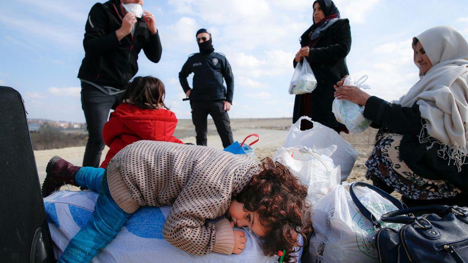Flüchtlinge Türkei