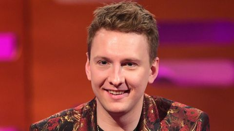 Comedian Joe Lycett alias Hugo Boss