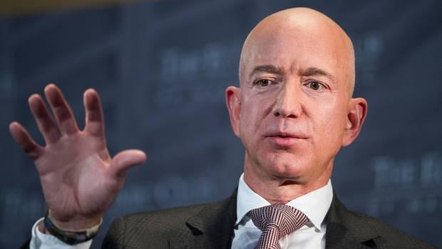 Amazon-Gründer Jeff Bezos