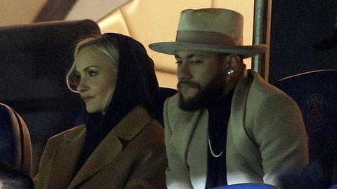 Janin Ullmann und Neymar jr.