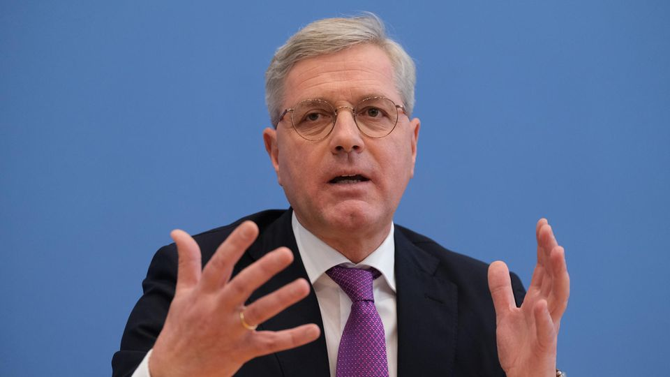 Norbert Röttgen, früherer Bundesumweltminister und Bewerber um den CDU-Parteivorsitz