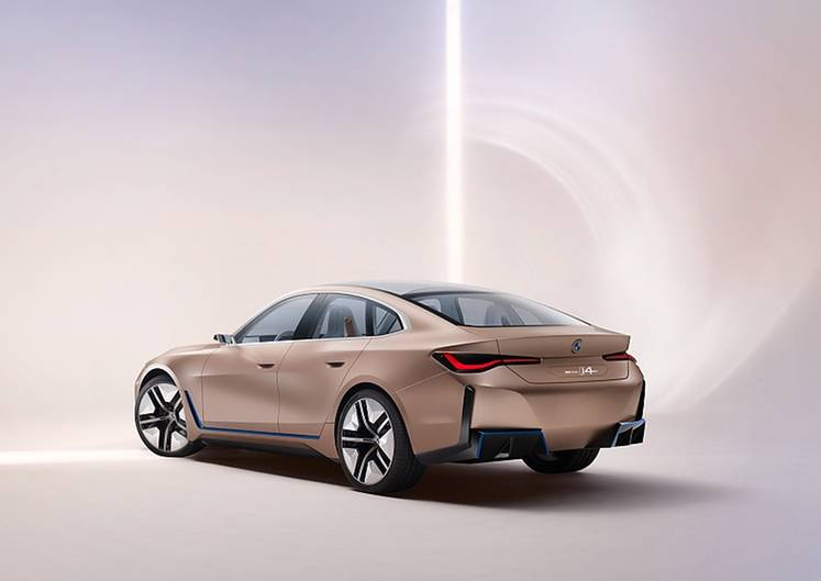 BMW i4 Concept 2020