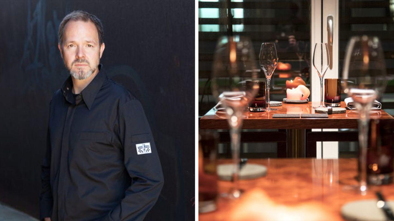 """Die Tester des Gourmetführers Guide Michelin haben mit dem Berliner """"Rutz""""und seinem Küchenchef Marco Müller erstmals ein Restaurant in der Hauptstadt mit drei Sternen bewertet."""