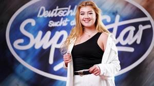 "Kathrin ""Katja"" Bibert als Kandidatin der 17. Staffel DSDS"