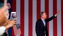 Super Tuesday: 500 Millionen Dollar für Wahlwerbung sind nicht genug
