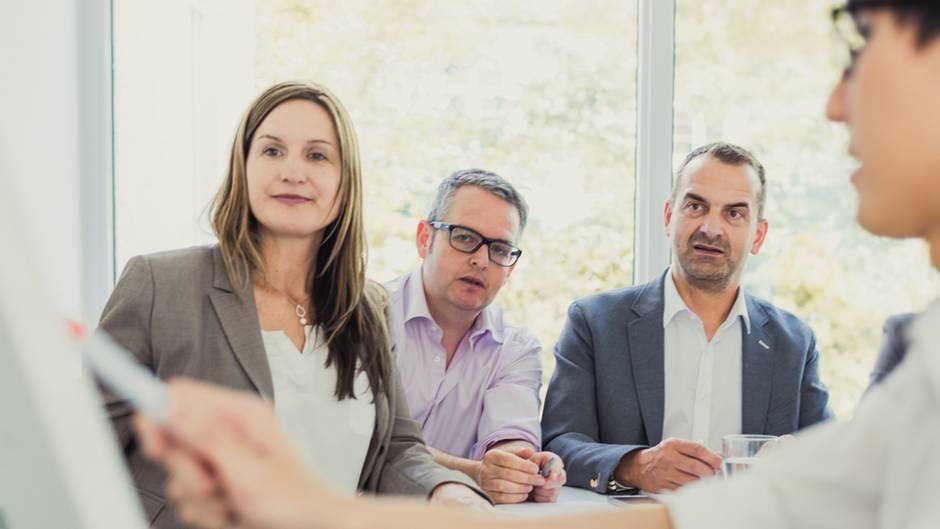 Ältere Mitarbeiter sollten ihre Stärken kennen und vermitteln können