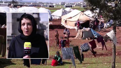 """""""Operation Friedensquelle"""": Türkei-Offensive in Syrien: Erdogan droht der EU mit Öffnung der Grenzen für Flüchtlinge"""