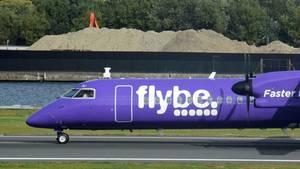 Hat am Mittwochabend den Flugbetrieb eingestellt: der britsiche Regionalflieger Flybe