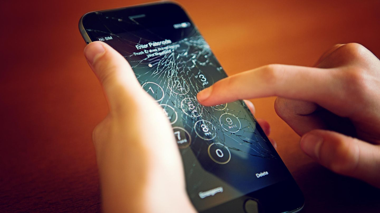 Ein kaputtes Display ist beim iPhone aktuell eine schlechte Nachricht
