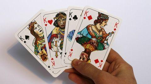 """Spielkarten """"Das Bunte Deck"""""""