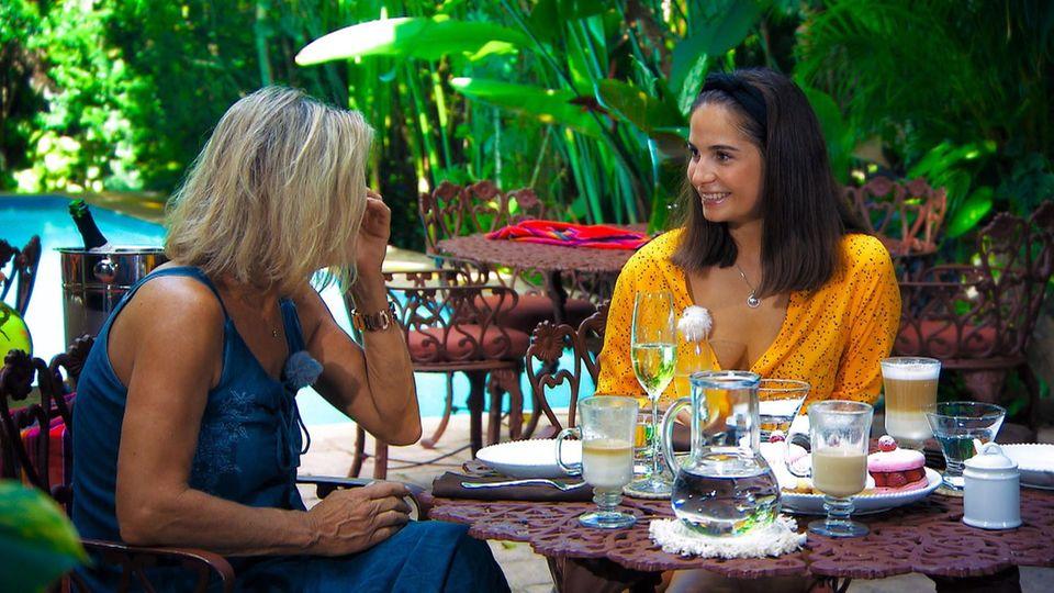 """Der Bachelor"": Conny Preuss und Diana"
