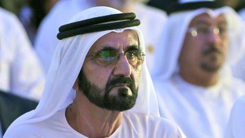 Emir von Dubai - Prinzessin Haja