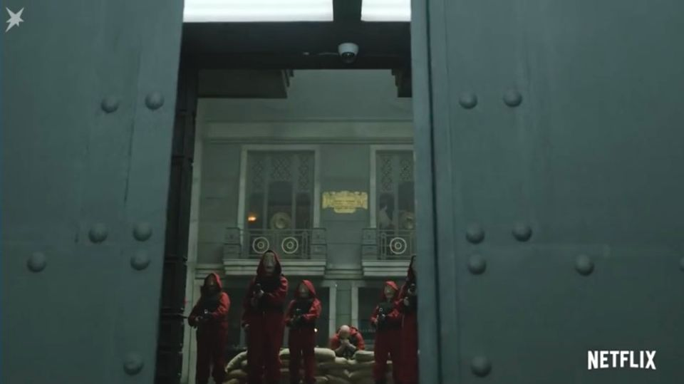 """""""Haus des Geldes"""", Trailer Staffel 4"""