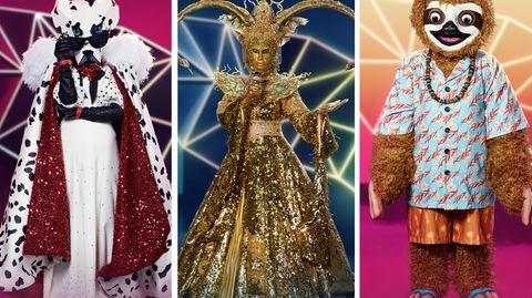 """TV-Show: Nur acht Personen kennen die Identität: Das sind die neuen Kostüme bei """"The Masked Singer"""""""