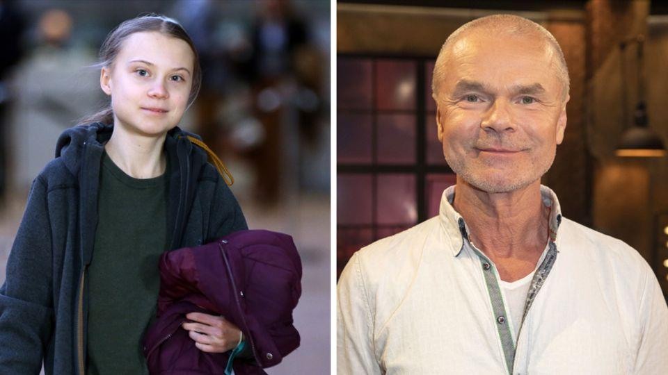 Jürgen Domian kritisiert Greta Thunberg