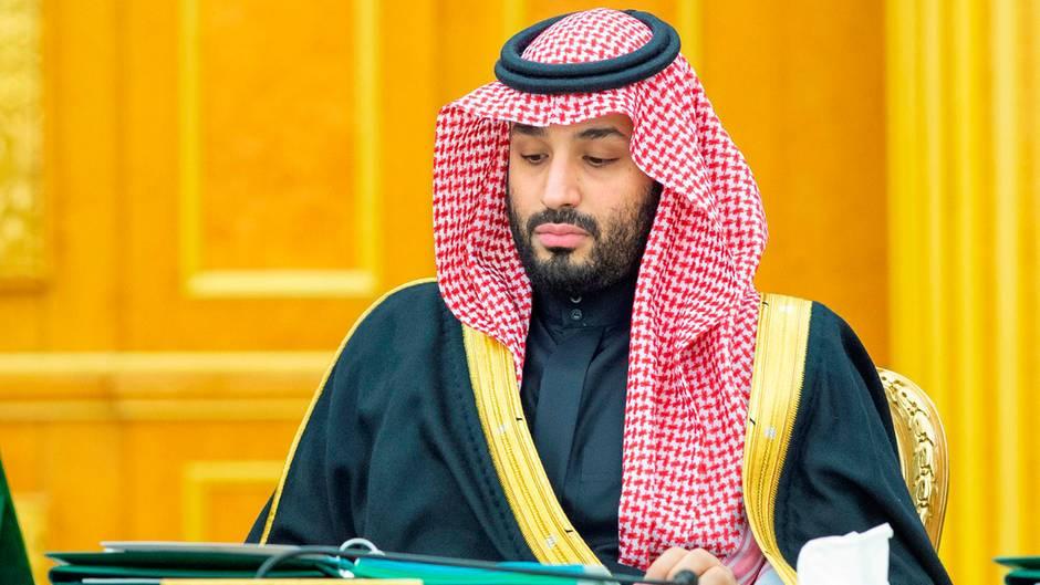 Mohammed bin Salman, Kronprinz von Saudi-Arabien