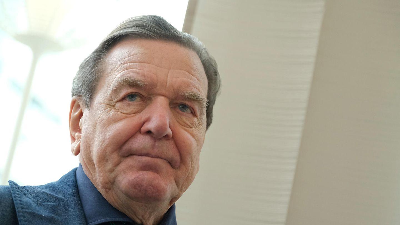 AltkanzlerGerhard Schröder (SPD)