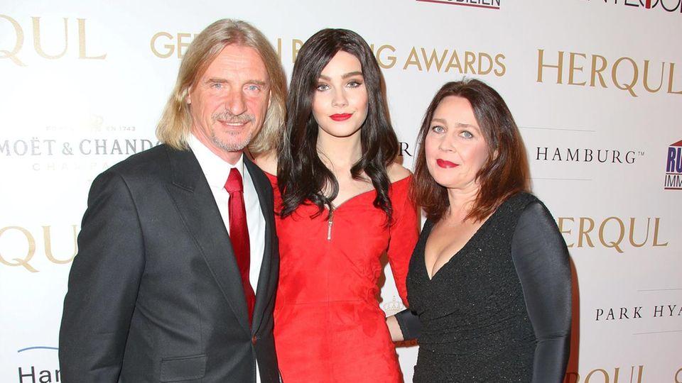 Frank Otto, Nathalie Volk und Viktoria Volk