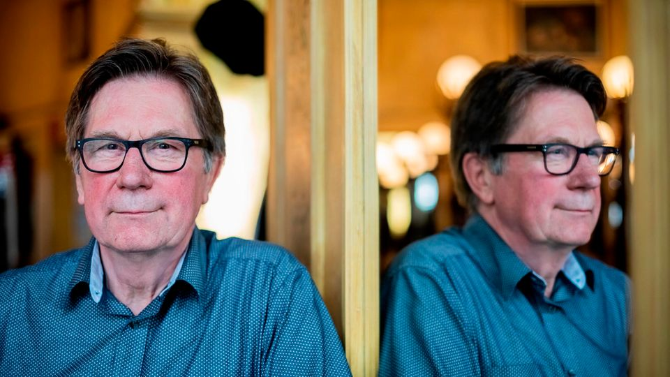 Arno Funke: früher Kaufhaus-Erpresser, heute Karikaturist