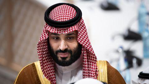 Mohammed bin Salman bin Abdelasis al-Saud, Kronprinz von Saudi-Arabien