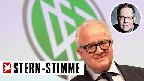 Fritz Keller, Präsident vom Deutschen Fußball-Bund (DFB)