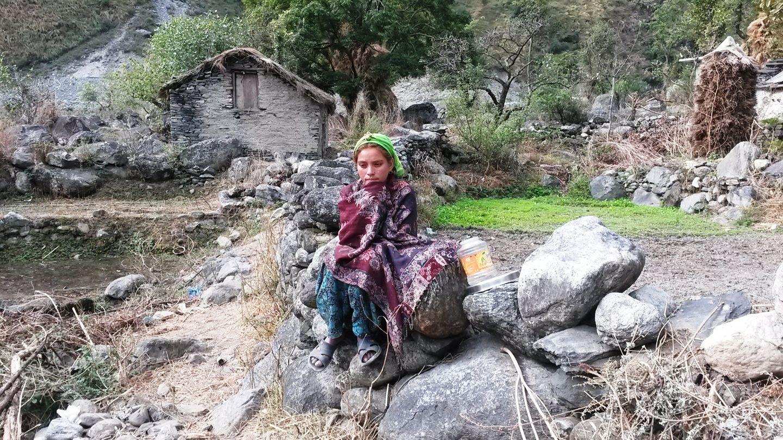Nepal, Jayaprithvi: Wenn Kamala Dhami ihre Tage hat, musssie in eine Menstruationshütte