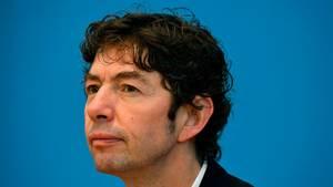 Der Berliner Virologe Prof. Dr. Christian Drosten