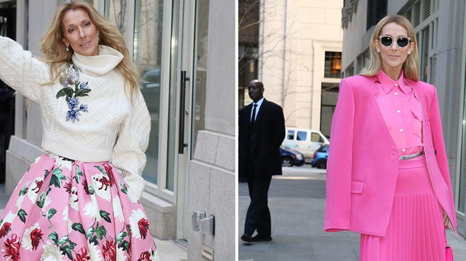 Céline Dion macht New York zu ihrem Lauftsteg – nicht nur deshalb lieben ihre Fans sie