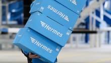 Hermes: 30 Cent für annahmewillige Nachbarn