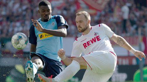 Mönchengladbach gegen Köln - Hinspiel im September 2019