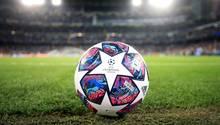 Champions League: die Partien im TV und Livestream