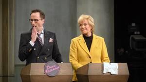 """Erika Steinbach zu Gast bei Kurt Krömer in seiner Sendung """"Chez Krömer"""""""