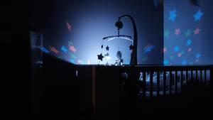 Besser schlafen: Wie ein Schlafhimmel-Projektor beim (Ein)schlafen helfen kann