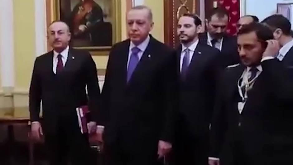 Kreml: Putin lässt Erdogan vor Tür warten
