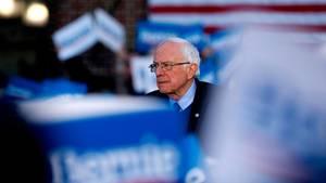 Bernie Sanders, Präsidentschaftsbewerber der US-Demokraten