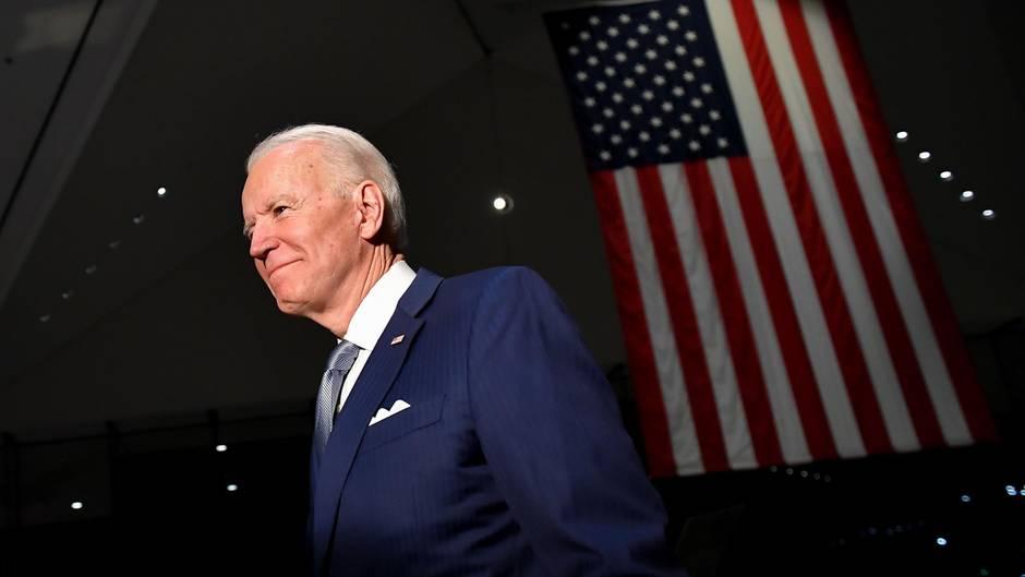 USA-Vorwahlen: Joe Biden gewinnt in Missouri, Mississippi und Michigan