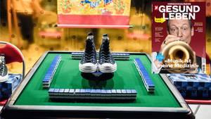 Der richtige Schuh