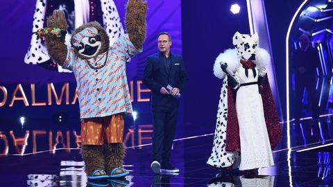 The Masked Singer: Faultier sorgt für Diskussionen