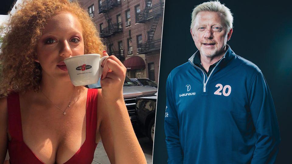 Boris Beckers Tochter Anna Ermakova ist mittlerweile 19 Jahre alt