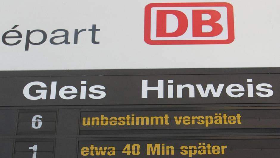 verspätung deutsche bahn entschädigung